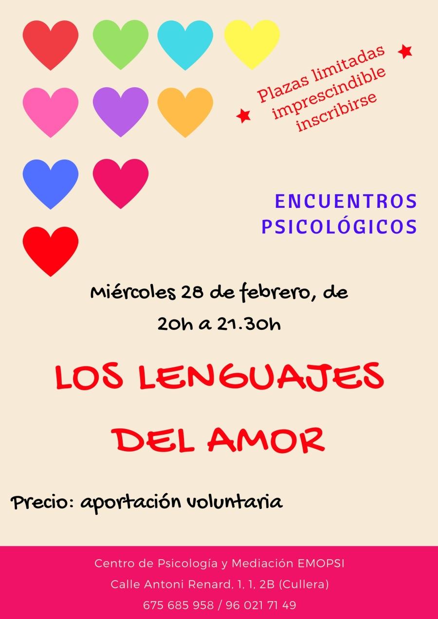 ENCUENTROS PSICOLÓGICOS